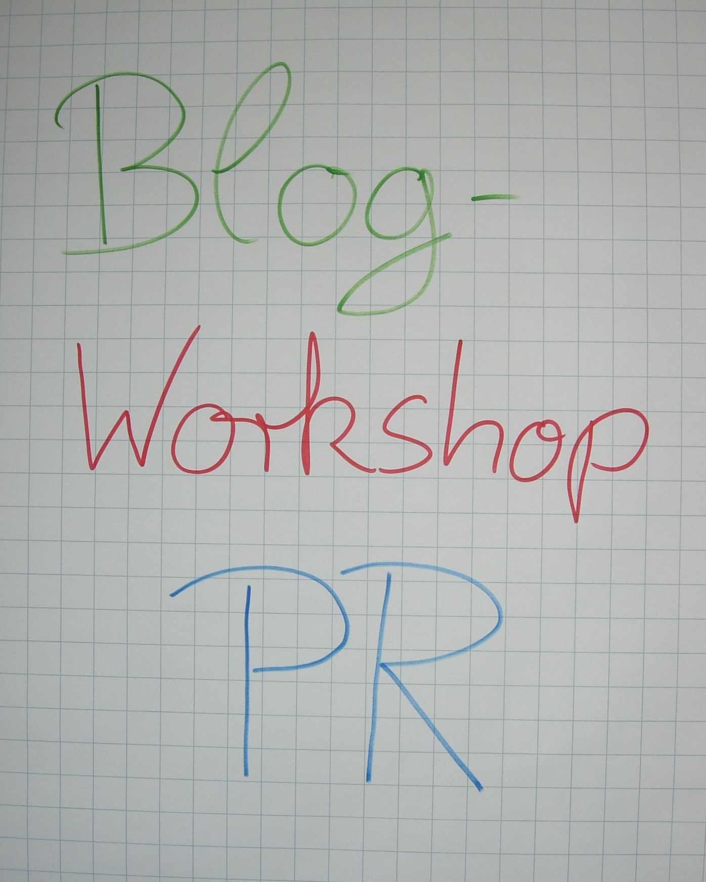 Tipp: Kostenloser PR Workshop bei Kerstin Hoffmann
