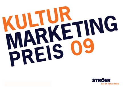 Kulturmarketing Preis 09 / Kultur Marketing