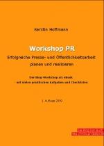 Kostenloses E-Book: Workshop PR von Kerstin Hoffmann