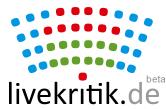 Livekritik - das Rezensionsportal für Kulturveranstaltungen ist gestartet. Interview mit dem Gründer Rod Schmid.