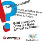 100.000 Euro für Kultur-startup Livekritik? #crowdinvesting #companisto